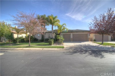 Beaumont Single Family Home For Sale: 11554 Legends Lane