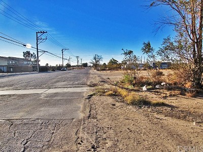 Adelanto Residential Lots & Land For Sale: Chamberlaine Way