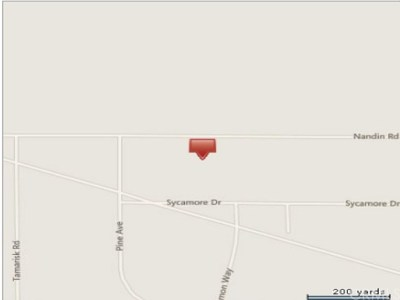 Barstow Residential Lots & Land For Sale: 8204 N: Lot:108 Dist:14 City:barstow Tr#:8204 Tract 820
