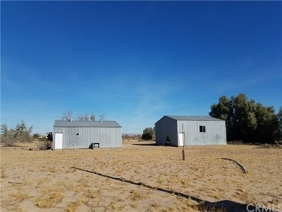 Newberry Springs Residential Lots & Land For Sale: 45423 Mendocino Road