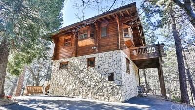 Crestline Single Family Home For Sale: 24657 San Moritz Drive