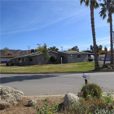 Yucaipa Single Family Home For Sale: 35345 Panorama Drive