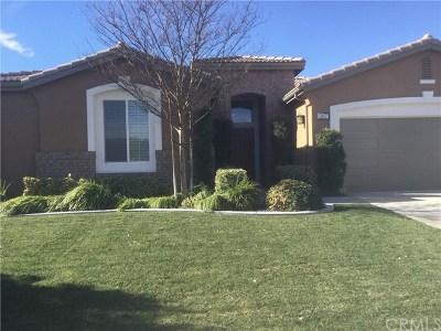 Beaumont Single Family Home For Sale: 387 Mesa Verde Park