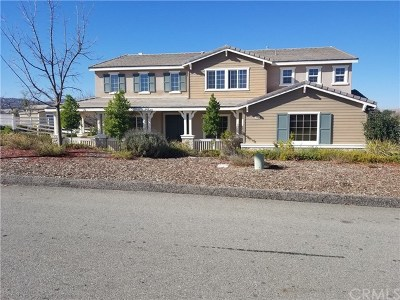 Canyon Lake, Lake Elsinore, Menifee, Murrieta, Temecula, Wildomar, Winchester Rental For Rent: 31619 Melvin Street