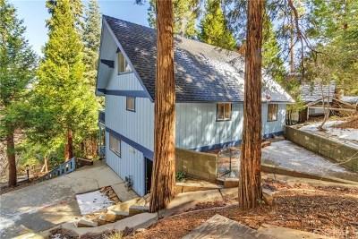 Lake Arrowhead Single Family Home For Sale: 28559 N Wabash Road