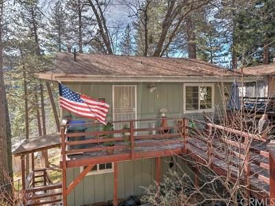 Blue Jay, Cedarpines Park, Crestline, Lake Arrowhead, Running Springs Area, Twin Peaks, Big Bear, Rimforest, Cedar Glen, Arrowbear Single Family Home For Sale: 23733 Zuger Drive
