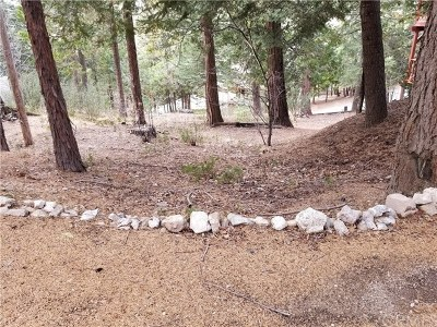 Lake Arrowhead CA Residential Lots & Land For Sale: $35,000