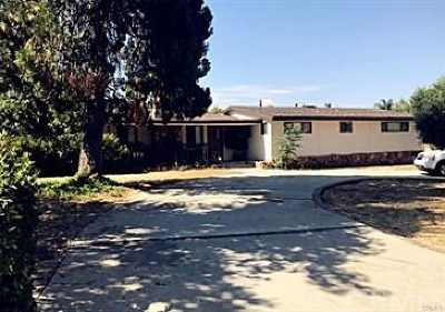 Yucaipa Single Family Home For Sale: 35587 Wildwood Canyon