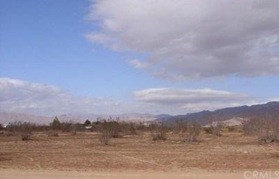 Apple Valley Residential Lots & Land For Sale: Bellflower
