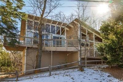 Lake Arrowhead CA Single Family Home For Sale: $489,000