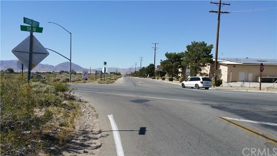 Lucerne Valley Residential Lots & Land For Sale: 4 Hwy 18