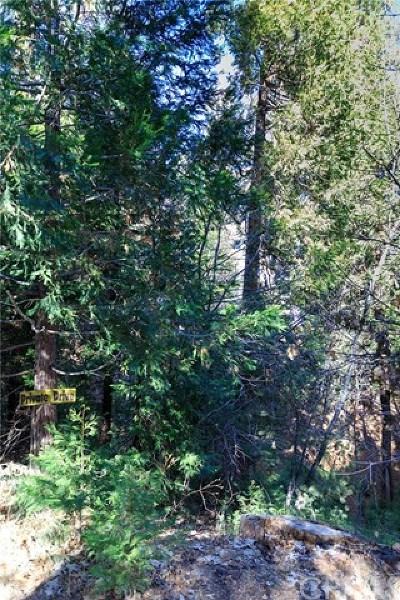 Arrowbear, Big Bear, Blue Jay, Cedar Glen, Cedarpines Park, Crestline, Lake Arrowhead, Running Springs Area, Rimforest, Twin Peaks, Wrightwood Residential Lots & Land For Sale: Fern Dell