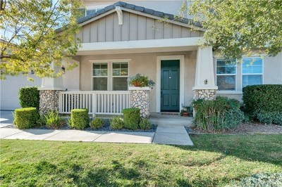 Beaumont Single Family Home For Sale: 35475 Stockton Street