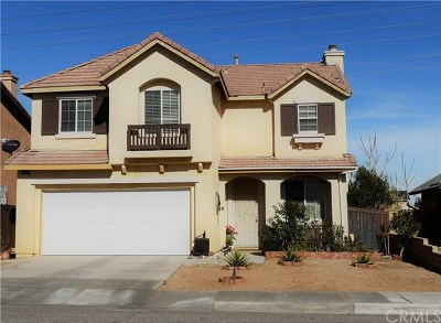 Victorville Single Family Home For Sale: 13796 Starshine Drive