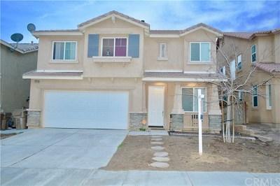 Hesperia CA Single Family Home For Sale: $294,900