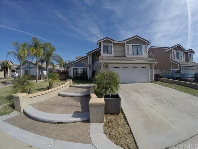 Moreno Valley Single Family Home For Sale: 14170 Agave Street