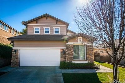 Yucaipa Single Family Home For Sale: 33937 Lake Breeze Drive