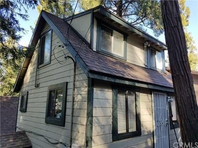 Crestline Multi Family Home For Sale: 23530 Lake Drive