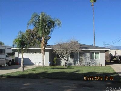 Calimesa Single Family Home For Sale: 760 W Avenue L