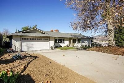 Yucaipa Single Family Home For Sale: 11426 Acropolis Drive