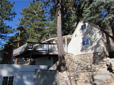 Running Springs Area Single Family Home For Sale: 31548 Ocean View Drive