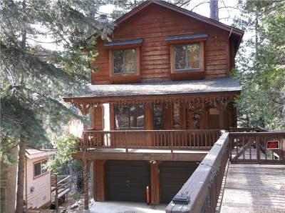 Running Springs Area Single Family Home For Sale: 31644 Christmas Tree