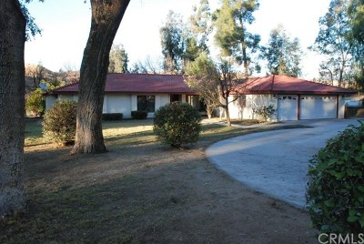 Redlands Single Family Home For Sale: 30372 Oak Grove Drive