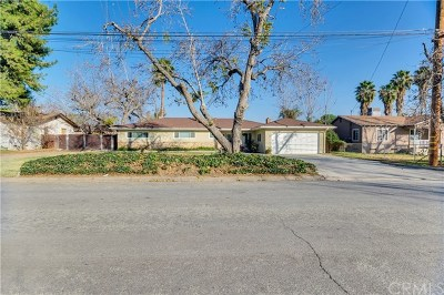 Yucaipa Single Family Home For Sale: 12623 12th Street