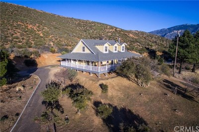 Banning Single Family Home For Sale: 47600 Twin Pines Road