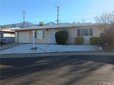 Yucaipa Single Family Home For Sale: 11629 Calvin Street