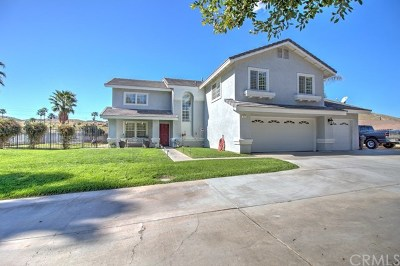 Colton Single Family Home For Sale: 3017 Shane Drive