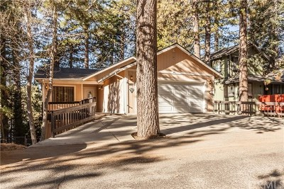 Running Springs Area Single Family Home For Sale: 31273 All View Drive