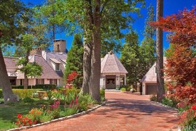 Lake Arrowhead Single Family Home For Sale: 28751 N Shore Road