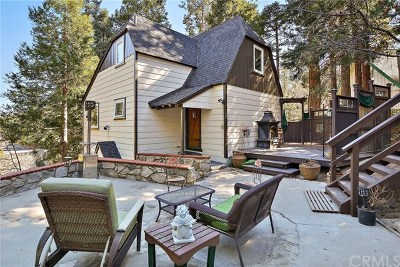 Lake Arrowhead Single Family Home For Sale: 28997 Palisades Drive