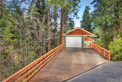 Twin Peaks Single Family Home For Sale: 26182 Boulder Lane