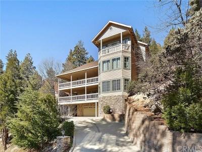Lake Arrowhead Single Family Home For Sale: 27354 Elmwood Drive