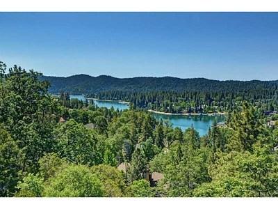 Lake Arrowhead Single Family Home For Sale: 27613 Alpen Drive