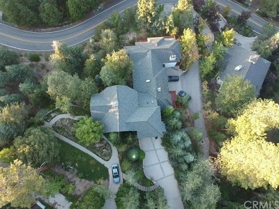 Lake Arrowhead Single Family Home Active Under Contract: 282 N Fairway Drive