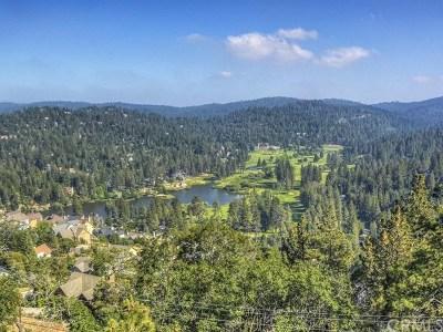 Lake Arrowhead Single Family Home For Sale: 26605 Kings Court