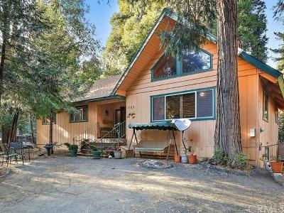 Crestline Single Family Home For Sale: 1189 Jupiter Way
