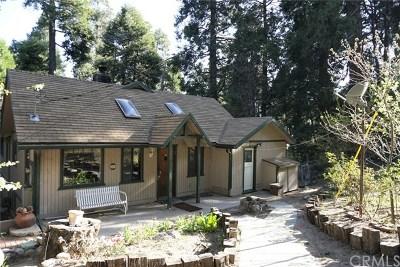 Crestline Single Family Home For Sale: 1198 Jupiter Way