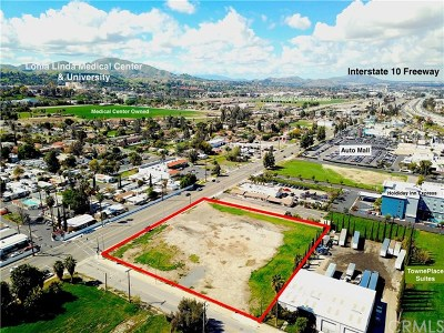 Loma Linda Residential Lots & Land For Sale: 25258 Redlands Boulevard