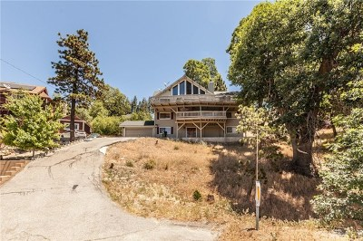 Lake Arrowhead Single Family Home For Sale: 27814 N North Bay Road