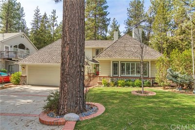 Lake Arrowhead Single Family Home For Sale: 514 Riviera Drive