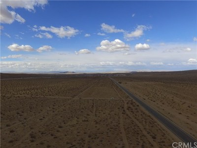 Barstow Residential Lots & Land For Sale: Outlet Center Drive