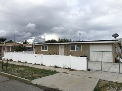 Colton Single Family Home For Sale: 745 E G Street