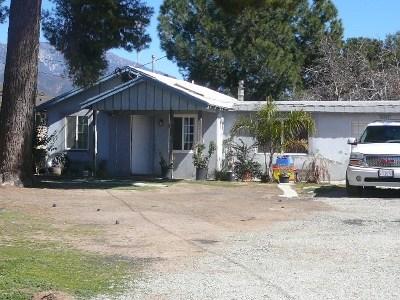 Yucaipa Single Family Home For Sale: 136774 4th Street