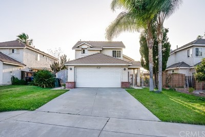 Loma Linda Single Family Home For Sale: 11358 Havstad Dr