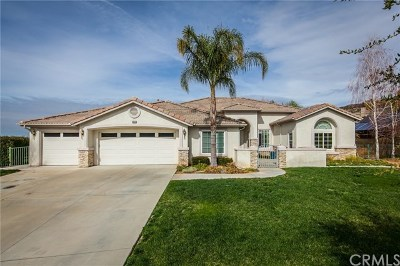 Yucaipa Single Family Home For Sale: 36325 Poplar Drive