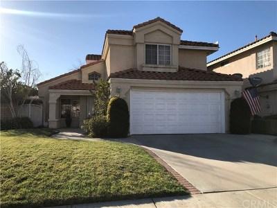Mentone Single Family Home For Sale: 10452 Sandstone Court